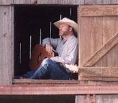 Barry Ward, Western Musician